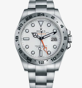 "Replica Rolex Explorer II Watch - Rolex Timeless Luksus Ure"" title="" Replica Rolex Explorer II Watch - Rolex Timeless Luksus Ure "" width=""220"" height=""236"
