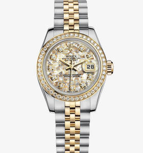 "Replica Rolex Lady- Datejust Watch - Rolex Timeless Luksus Ure"" title="" Replica Rolex Lady- Datejust Watch - Rolex Timeless Luksus Ure "" width=""220"" height=""236"
