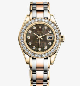 "Replica Rolex Lady- Datejust Pearlmaster Watch : 18 karat guld -"" title="" Replica Rolex Lady- Datejust Pearlmaster Watch : 18 karat guld - "" width=""130"" height=""139"