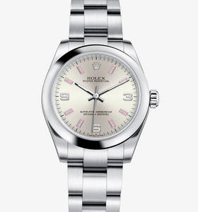 Replica Rolex Oyster Perpetual 31 mm Watch : 904L stål - M177200